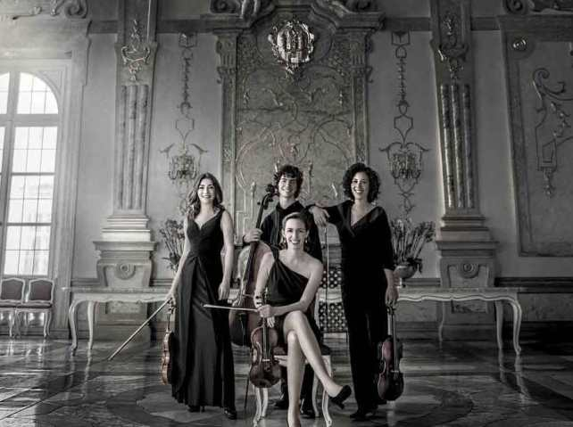 Mirabell Palace, string quartet