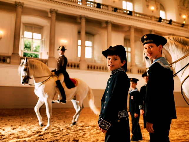 Spanish Riding School, Vienna´s boys Choir