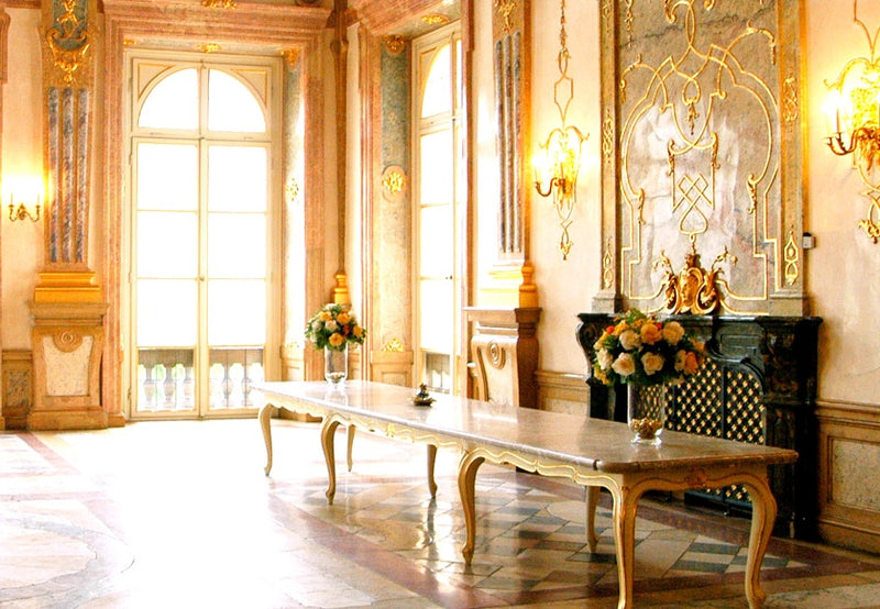 Marble Hall of the Mirabell Palace