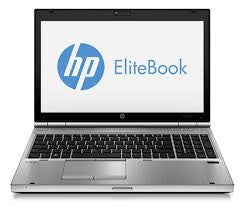 HP Elitebook 8570p Ci5 3rd Gen