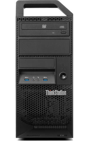 Lenovo Midi tower i7-4770 (Thinkstation)