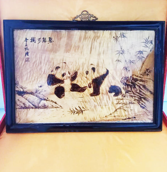 Panda Frame picture