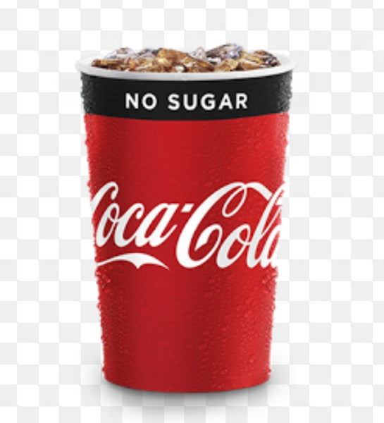 Coke No sugar