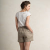 Linen women's shorts by LHI
