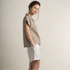 Linen blouse for woman