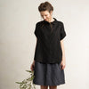 LHI linen skirt and shirt