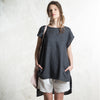 Charcoal linen clothes by LHI