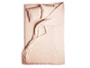 Dusty rose linen bedding by Lovely Home Idea
