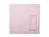 Dusty rose linen table napkins
