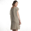 Soft pure linen tank or tunic for women