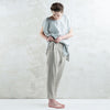 Linen women's trousers