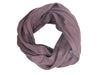 Light purple scarf for women