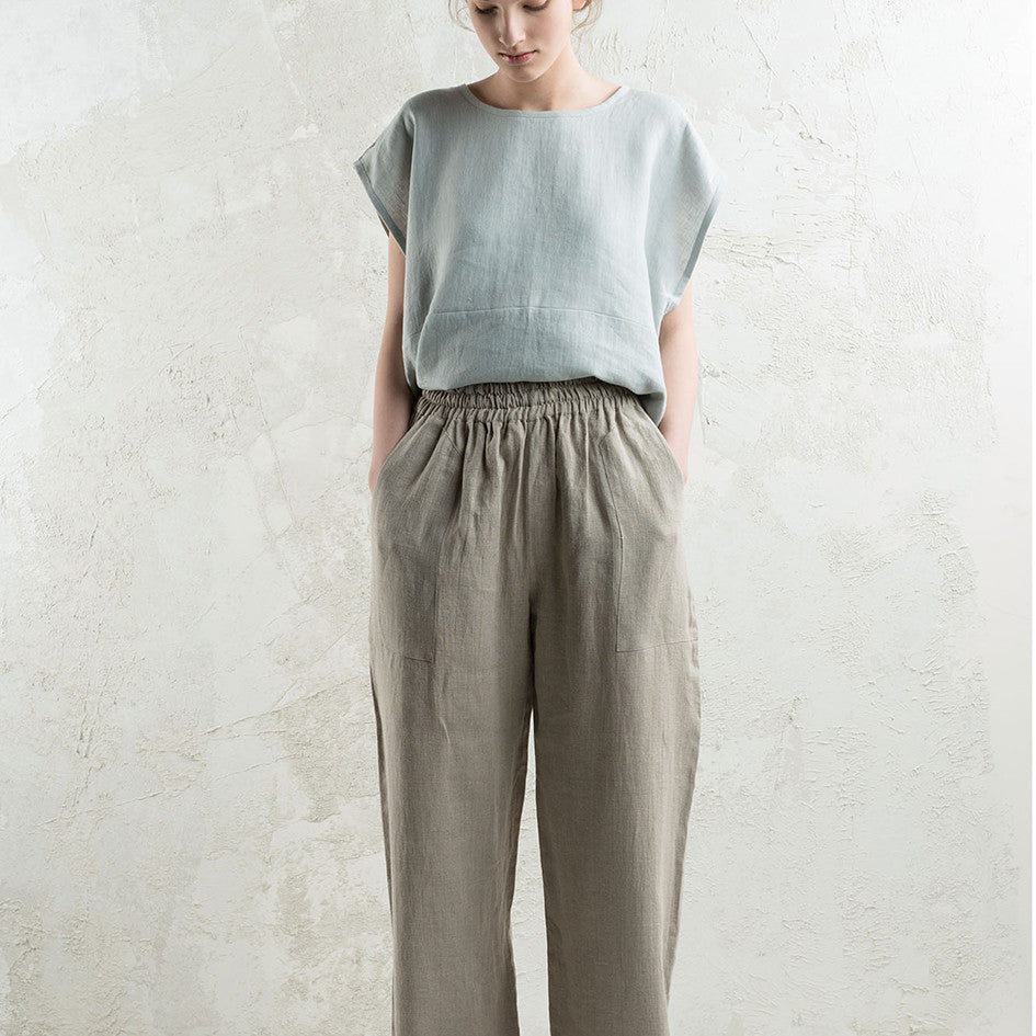 Comfy linen pants by LHI