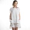 White linen clothes by LHI