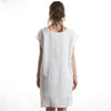 White linen tank or tunic