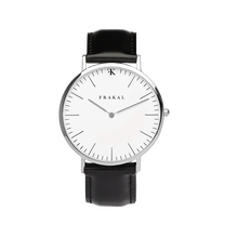 Mens Watch Frakal Classic Silver