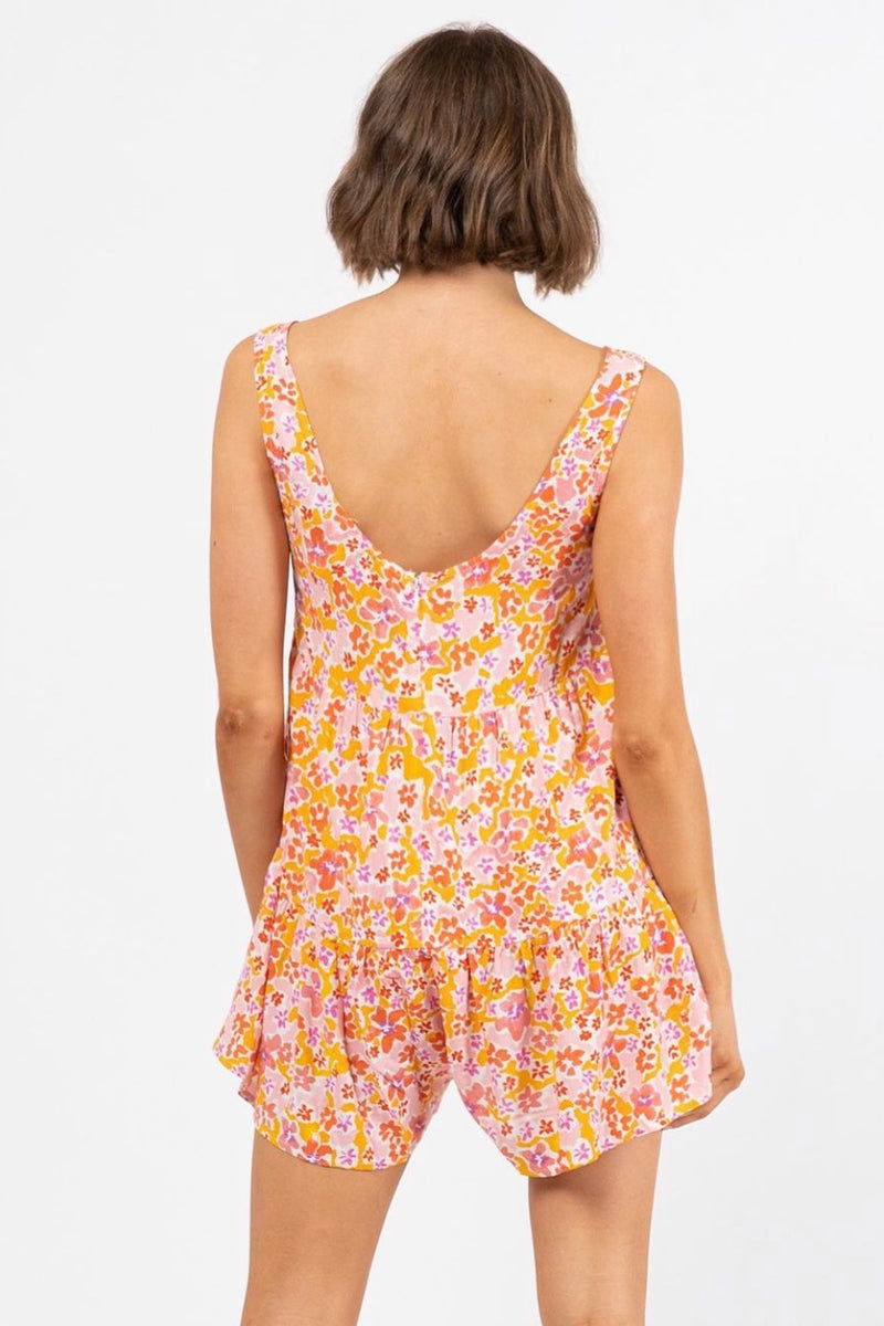 Copacabana Playsuit - PHE8116