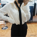 [3rd RESTOCK] TIFFANY BUTTON BLOUSE - LADY