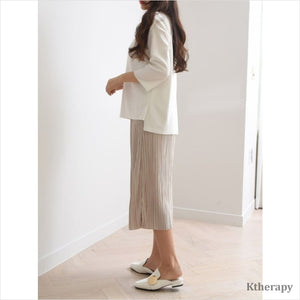 [5th RESTOCK] GLORIA PLEATED SKIRT - LADY