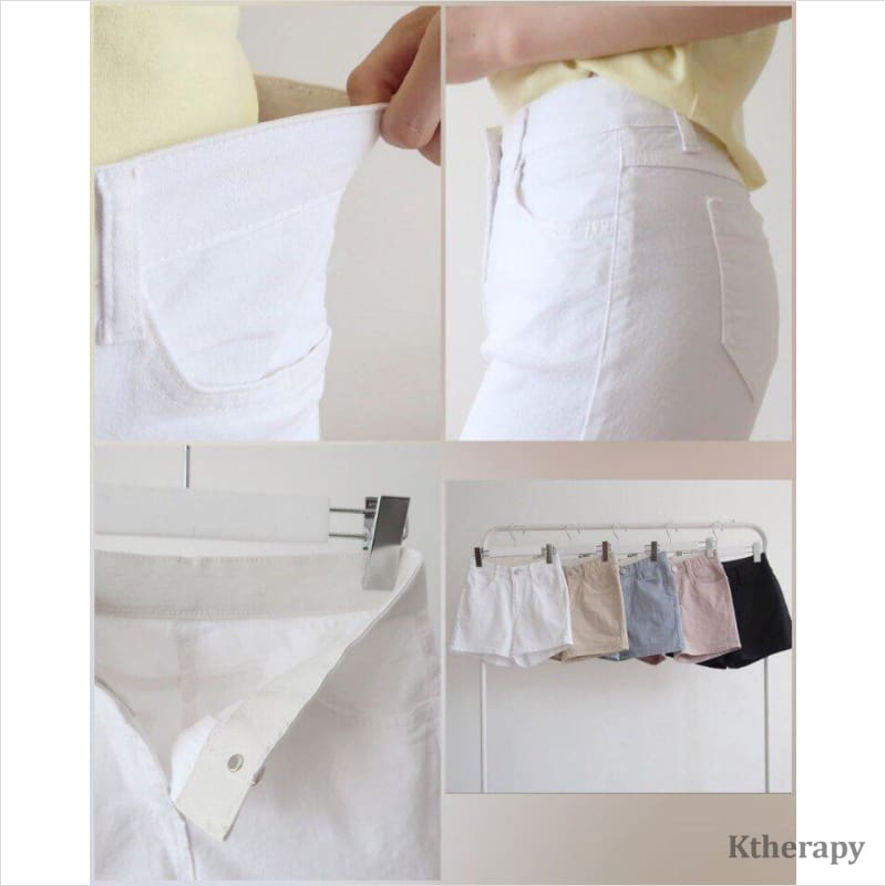 [6th RESTOCK] SECRET BANDING SHORTS - LADY