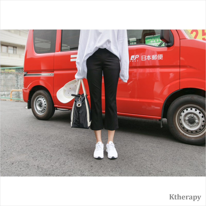 [6th RESTOCK] TUMMY BANDING PANTS - LADY