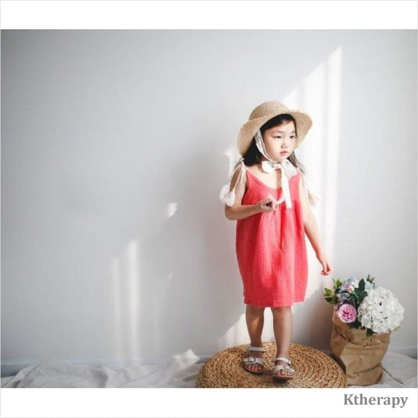 BEGONIA DRESS - PINK - K therapy