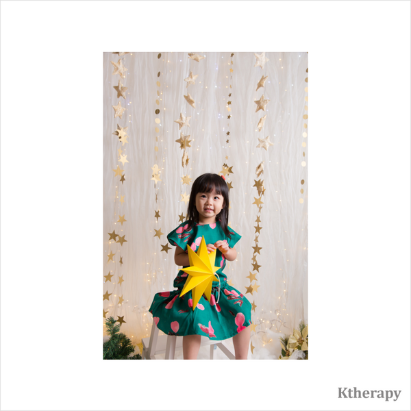 BLOSSOM TWINNING DRESS - K therapy