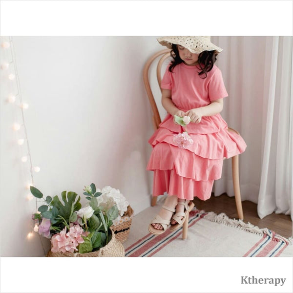 CANCAN TWINNING DRESS - K therapy