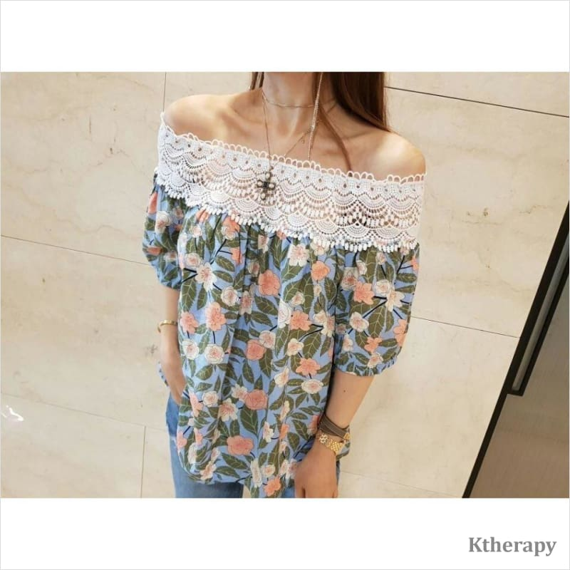 CHARMS BLOUSE - LADY