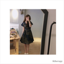 COCO WRAP TWINNING DRESS - K therapy
