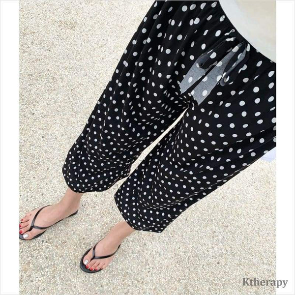 [PRE-ORDER 10%] COOLING PANTS - LADY