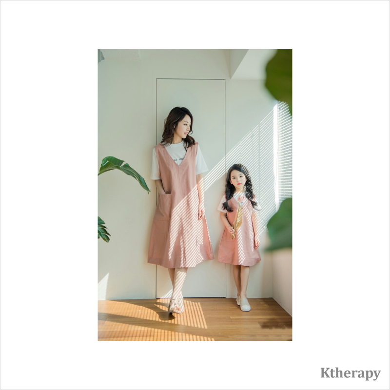 DAY DREAM TWINNING DRESS - K therapy