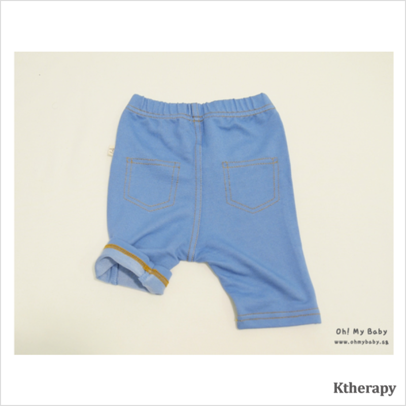 DENIM SHORTS - K therapy