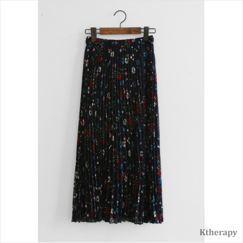 FIORELLA PLEATED SKIRT - LADY