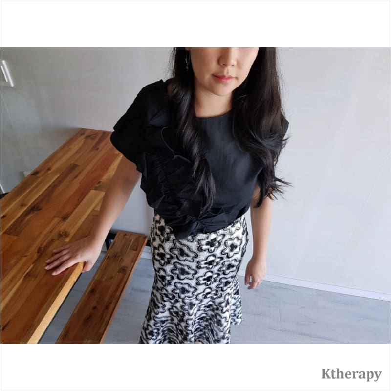 FLEURETTE DRESS/SKIRT - K therapy