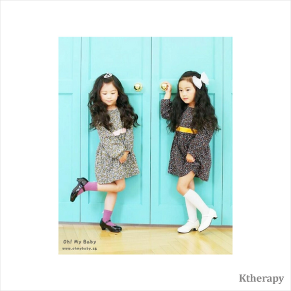 FLOWER BAND DRESS - BOY & GIRL