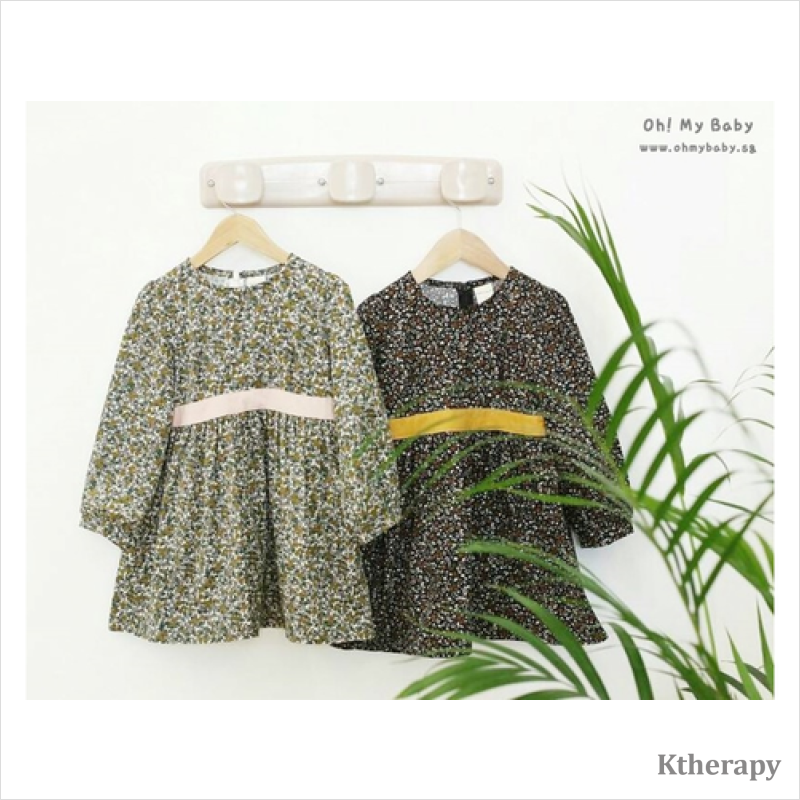 FLOWER BAND DRESS - K therapy