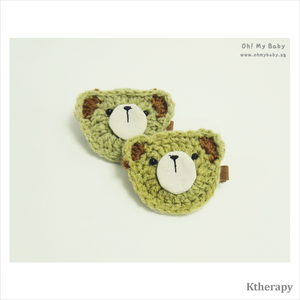 KNIT BEAR - BOY & GIRL