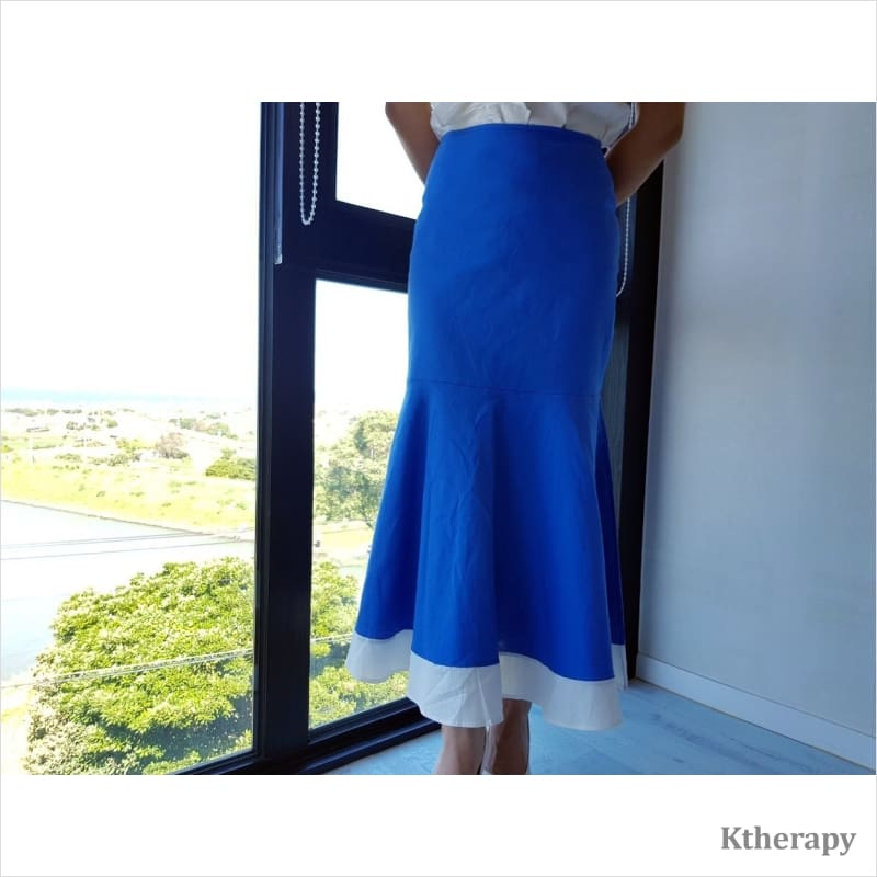 LIVY MERMAID SKIRT - K therapy