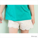 MIST LACE SHORTS - K therapy