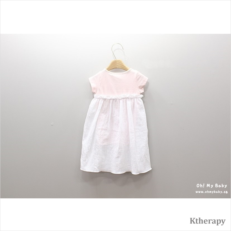 OLIVE DRESS - BOY & GIRL