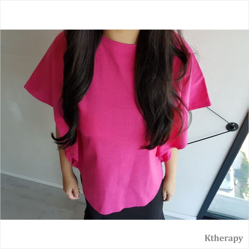 SHERAY BLOUSE - LADY