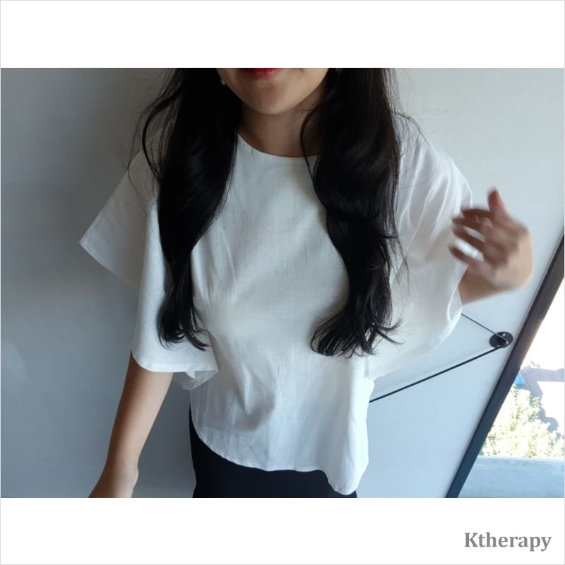 SHERAY BLOUSE - K therapy
