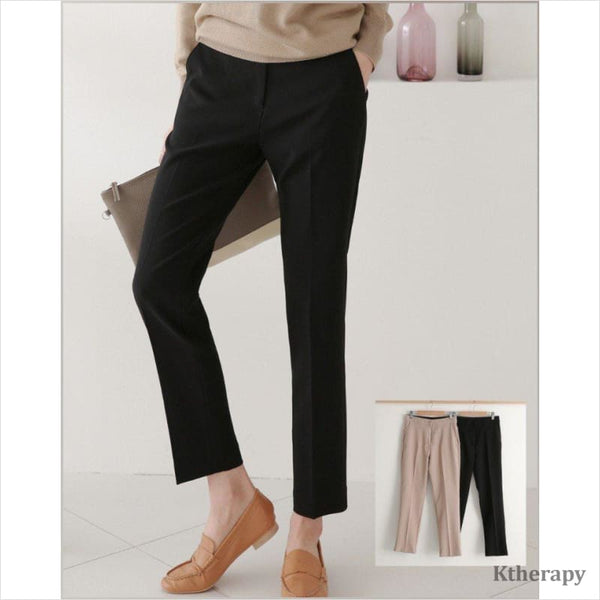 SLENDER SECRET BANDING SLACKS - K therapy