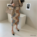 SPRING LEAF SKIRT - K therapy