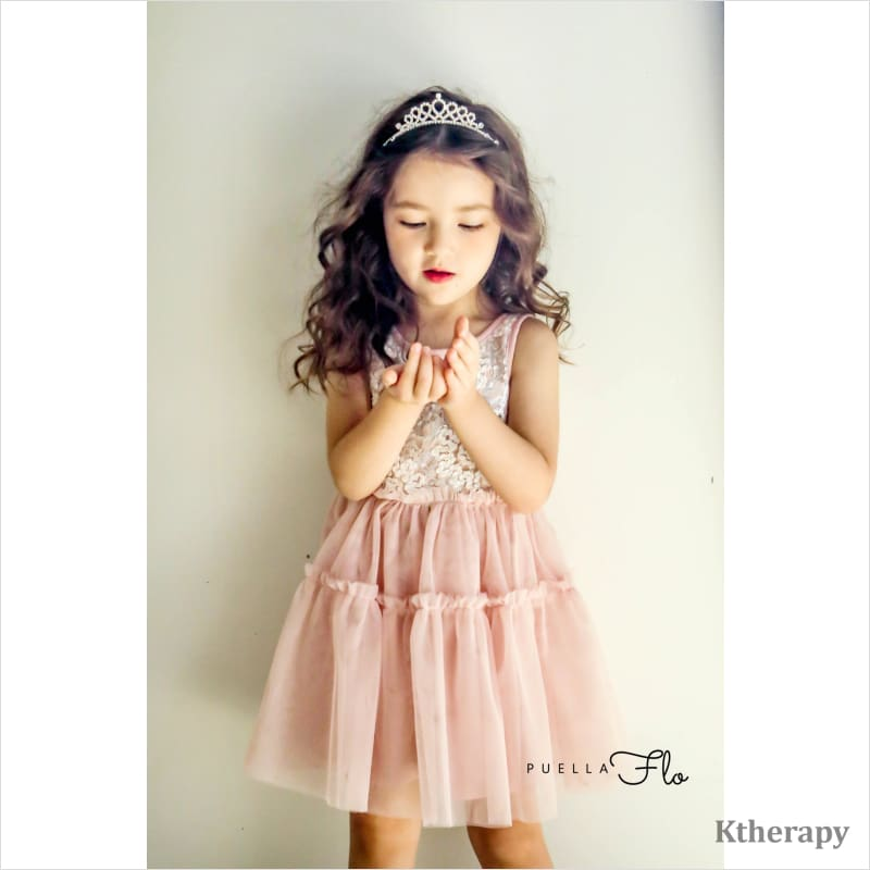 STARLET DRESS - LightPink / XS - BOY & GIRL