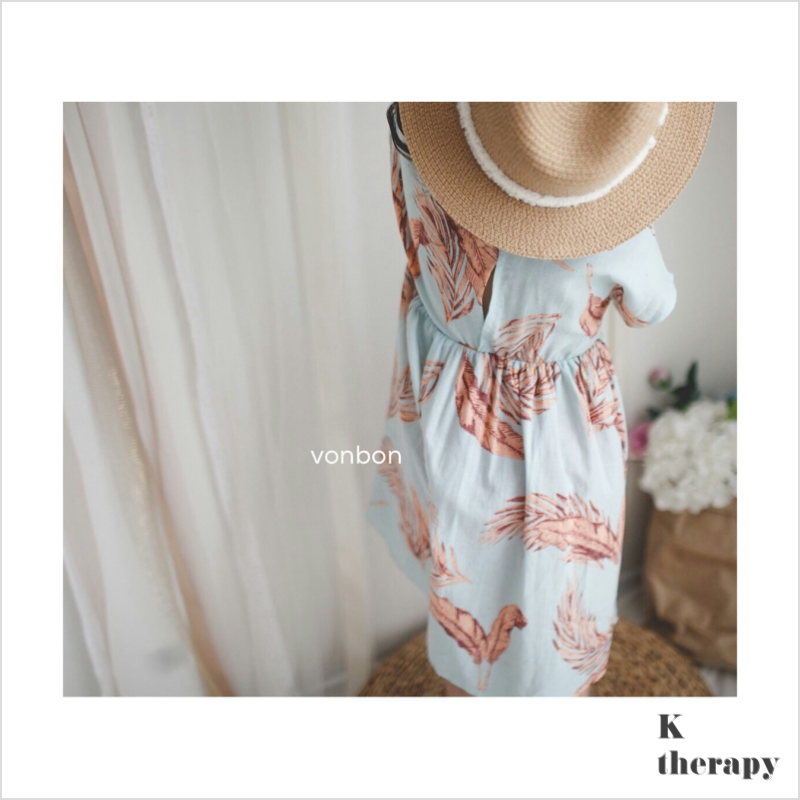 RAYNA ROBE DRESS - K therapy