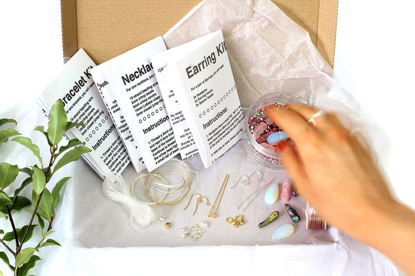 Kerrie Berrie's Jewellery Making and Beading Subscription Box