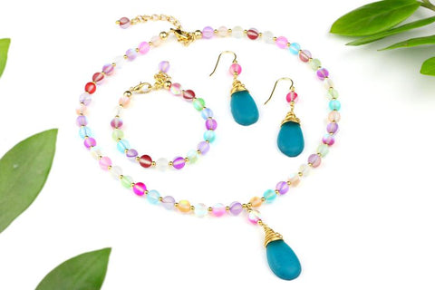 Make Your Own Glass Bead Jewellery