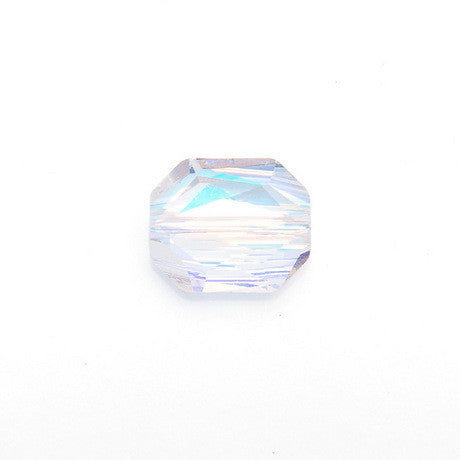 14mm Clear Crystal Swarovski Graphic Bead